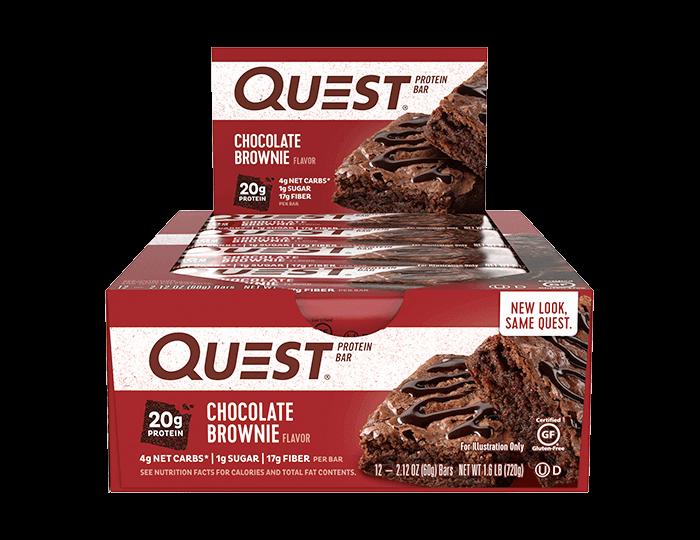 Quest Bar 12 x 60g Box