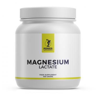 Magnesiumlaktat 400g Pulver