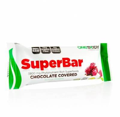 Organic Superbar 70g