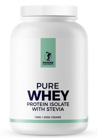 Stevia Whey Protein Isolate 1000g