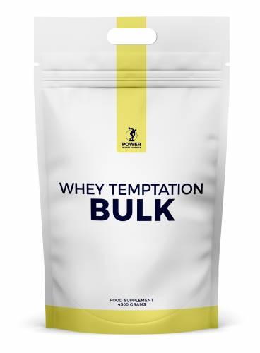 Whey Temptation BULK 4500g